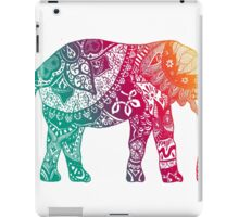 Warm Elephant iPad Case/Skin