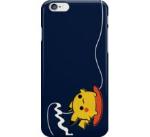 pokemon pikachu surfing waves chibi anime shirt iPhone Case/Skin