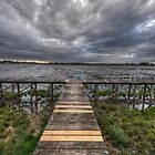 Lake Wendouree by Peter Hammer