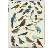 Bird Fanatic iPad Case/Skin