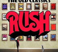 Rush The Old Classics by BerserkersArt