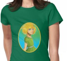 Springtime Alex Womens Fitted T-Shirt