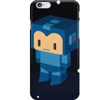 Megaman Doll iPhone Case/Skin