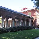 Arches of Church NW Portland by AuntieBarbie