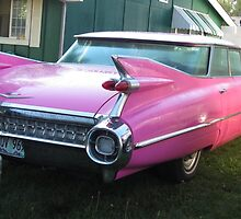 I want a Pink Cadillac by AuntieBarbie
