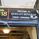 Best Lebanese food in Town by AuntieBarbie