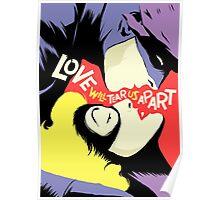 Love Vigilantes: Reversed Poster