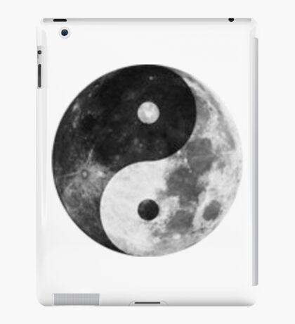 Moon Yin Yang iPad Case/Skin