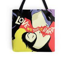 Love Vigilantes: Reversed Tote Bag