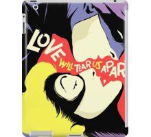 Love Vigilantes: Reversed iPad Case/Skin