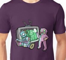 Monsters and junk Unisex T-Shirt
