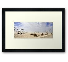 Walkers Crossing Framed Print