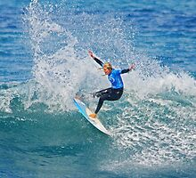 Roll on Rip Curl Pro by Andy Berry