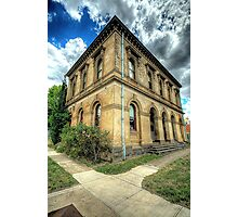 Going Postal # 2 - Clunes Post Office , Victoria - The HDR Experience Photographic Print
