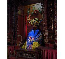 Taoist Temple Saigon Photographic Print