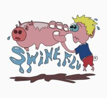 Swine Flu by Tom Godfrey