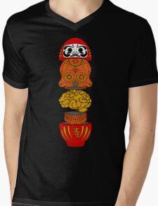 Cultural Awareness Mens V-Neck T-Shirt