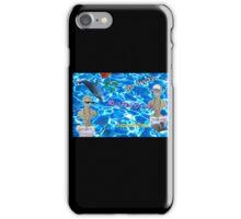 Roman Bust - Seapunk Aesthetic iPhone Case/Skin