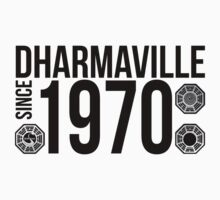 Dharmaville: Since 1970 by knemes