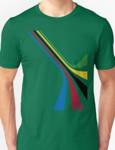 ZannoX Retro Stripes T-Shirt