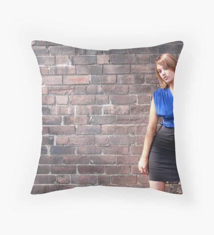 Chelsea Grant, no. 4 Throw Pillow