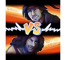 Game Grumps VS Photographic Print