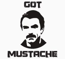 Got Mustache? by jxle
