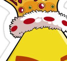 Freddie Mercury Angry Birds Sticker
