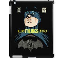 All My Failings Exposed iPad Case/Skin