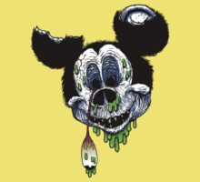 Zombie Mickey by Scotty Simpson