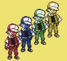 Gen - 1 Pokemon Kids Clothes