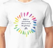Before Receiving There Must be Giving Unisex T-Shirt