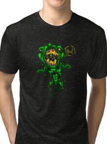 Boo goes the Homunculus Tri-blend T-Shirt