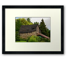 Limited Time Only Framed Print