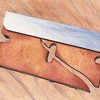Rusty Razor by Ken Powers