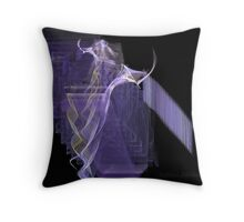 'Spirit Guide' - The Healing Force Throw Pillow