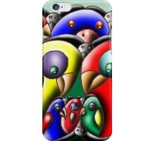 Parrots iPhone Case/Skin