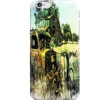 We Got Lost in the Hayfield iPhone Case/Skin