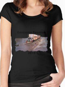 Gascoyne Reunion 2015 Women's Fitted Scoop T-Shirt