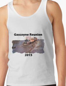 Gascoyne Reunion 2015 Tank Top