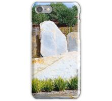 Avenue of slate iPhone Case/Skin