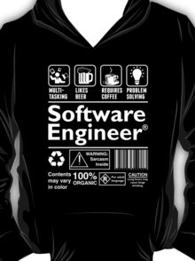 Software Engineer T-Shirt