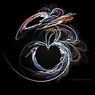 """A Passionate Heart"" by StarKatz"