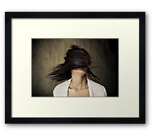 beautiful quiet Framed Print
