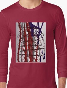 American Flag 2015 Long Sleeve T-Shirt