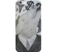Capitalist Pig iPhone Case/Skin