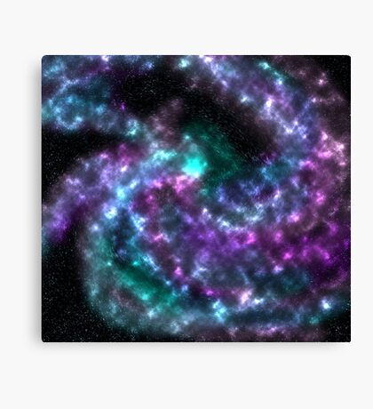 Spiral Scale Canvas Print