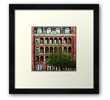 Waterloo - Royal Hospital for Children & Women (Schiller University) Framed Print