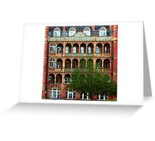 Waterloo - Royal Hospital for Children & Women (Schiller University) Greeting Card