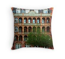 Waterloo - Royal Hospital for Children & Women (Schiller University) Throw Pillow